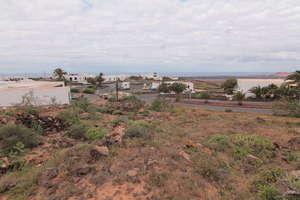 Plot for sale in Las Breñas, Yaiza, Lanzarote.