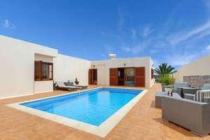 Villa for sale in Costa Teguise, Lanzarote.