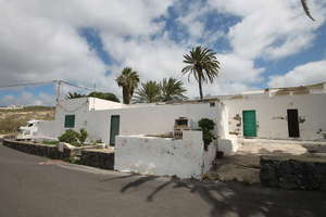House for sale in Uga, Yaiza, Lanzarote.