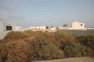 Plot for sale in Los Cocoteros, Teguise, Lanzarote.