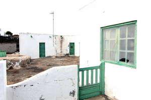 Maison de ville vendre en Uga, Yaiza, Lanzarote.