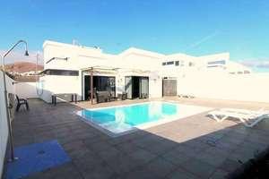 别墅 豪华 出售 进入 Nazaret, Teguise, Lanzarote.