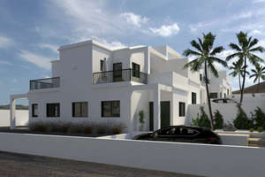 Zweifamilienhaus Luxus zu verkaufen in Tahiche, Teguise, Lanzarote.
