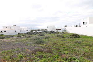 Plot for sale in Tías, Lanzarote.