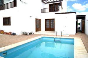 Duplex for sale in Uga, Yaiza, Lanzarote.