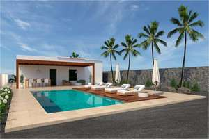 House for sale in Muñique, Teguise, Lanzarote.