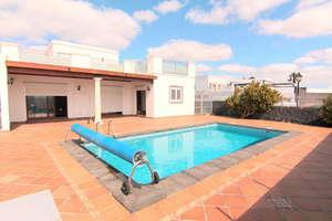 别墅 豪华 出售 进入 Puerto Calero, Yaiza, Lanzarote.
