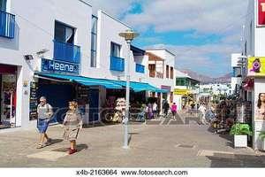 Locale commerciale en Playa Blanca, Yaiza, Lanzarote.