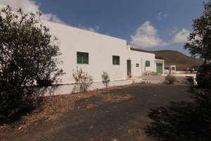 House for sale in Máguez, Haría, Lanzarote.