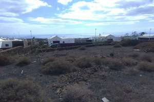 Plot for sale in Mácher, Tías, Lanzarote.