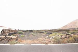 Plot for sale in Mancha Blanca, Tinajo, Lanzarote.