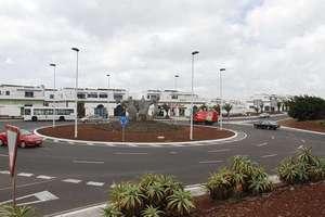 Parking spaces for sale in Playa Honda, San Bartolomé, Lanzarote.