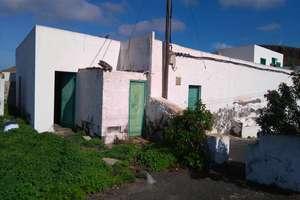 Plot for sale in Tinajo, Lanzarote.