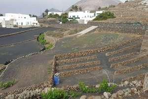 Parcelle/Propriété vendre en La Vegueta, Tinajo, Lanzarote.