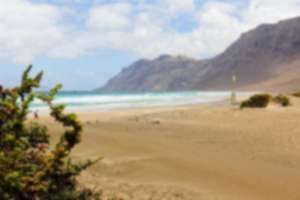 Bungalow Luxury for sale in Famara, Teguise, Lanzarote.