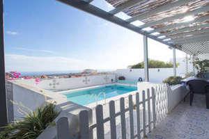 Villa zu verkaufen in Güime, San Bartolomé, Lanzarote.