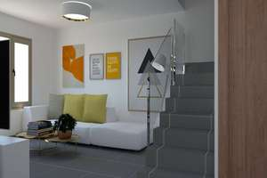 Duplex for sale in San Francisco Javier, Arrecife, Lanzarote.