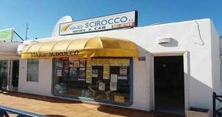 Ufficio vendita in Puerto del Carmen, Tías, Lanzarote.