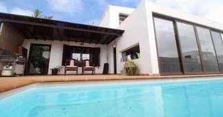 房子 豪华 出售 进入 El Cable, Arrecife, Lanzarote.