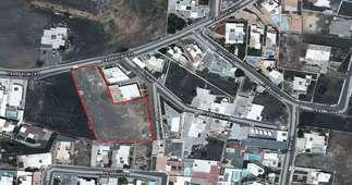 Urban plot for sale in Nazaret, Teguise, Lanzarote.