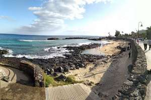 Commercial premise in Costa Teguise, Lanzarote.