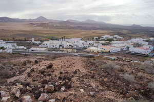 Urban plot for sale in Soo, Teguise, Lanzarote.