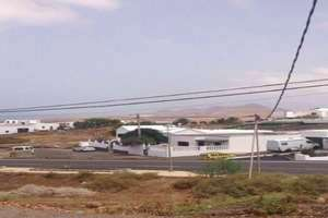 Urban plot for sale in Tinajo, Lanzarote.