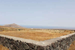Plot for sale in Teguise, Lanzarote.