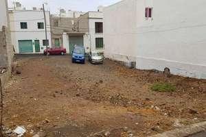 Urban plot for sale in Argana Alta, Arrecife, Lanzarote.