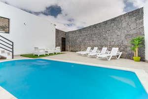 Chalé venda em Tinajo, Lanzarote.