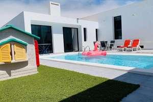 House for sale in La Villa, Teguise, Lanzarote.