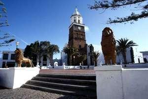 Commercial premise in La Villa, Teguise, Lanzarote.