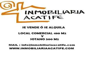 Commercial premise for sale in Valterra, Arrecife, Lanzarote.