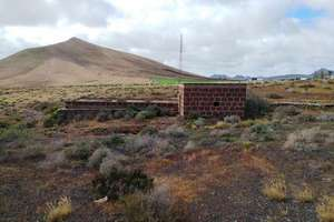 Plot for sale in Las Cabreras, Teguise, Lanzarote.