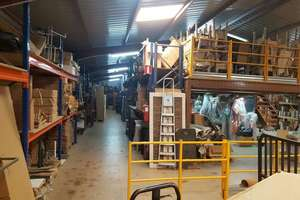 Warehouse for sale in Arrecife, Lanzarote.