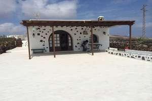 House in Ye, Haría, Lanzarote.