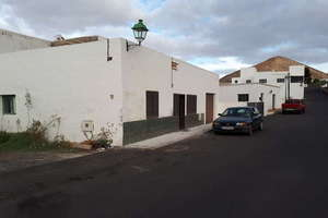 House for sale in Tinajo, Lanzarote.