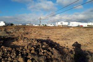 Plot for sale in El Cuchillo, Tinajo, Lanzarote.