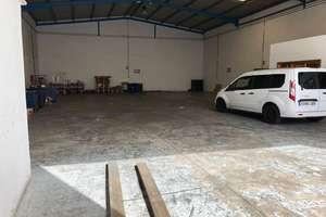 Warehouse in Arrecife, Lanzarote.