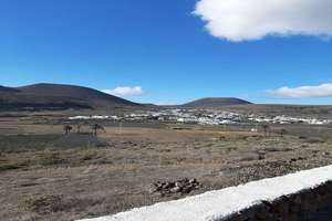 Plot for sale in Haría, Lanzarote.