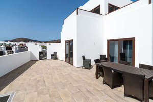 Duplex for sale in Uga, Yaiza, Lanzarote.